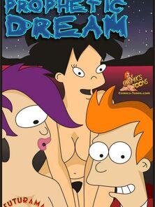 Prophetic Dream Futurama