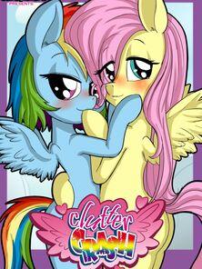 Clutter CRASH - My Little Pony: Classic