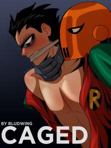 [Bludwing] Under lock (Teen Titans)