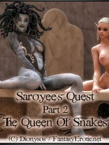 Saroyee's Quest 2 - The Brass hat Be useful to Snakes