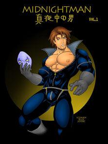 Midnightman Slayer Blue