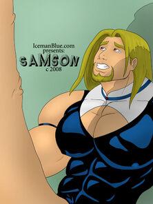 Samson Iceman Blue