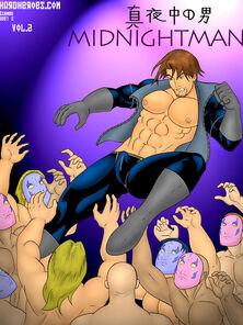 Midnightman Piece 2 Slayer Blue