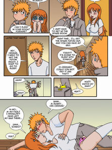 1 ignorance at Ichigos (Bleach) by Matt Wilson