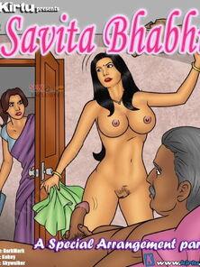 Savita Bhabhi 82 A Special Balance Piece 2