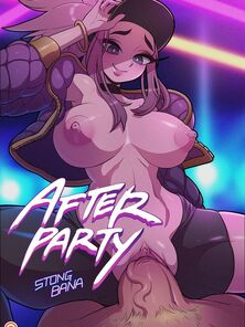 After Party (League be advantageous to Legends) by Muscular Bana