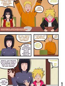 Naruto Uzumaki Curriculum vitae Sexventures Ch.2 overwrought Hinata-hime