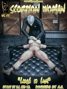 Laugh or Craving Part 35 - Scorpion Woman