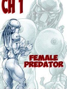 Bitch Predators by Badgirlsart
