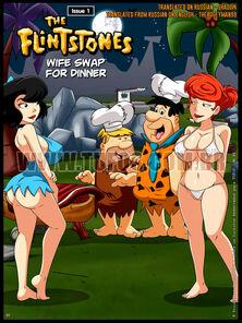 Milf Swap for Dinner-The Flintstones Croc [Tufos]
