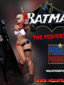 Batman - A catch Disparage Bat! Megaparodies