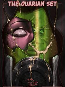 The Quarian Set - Studio-Pirrate [Mass Effect]