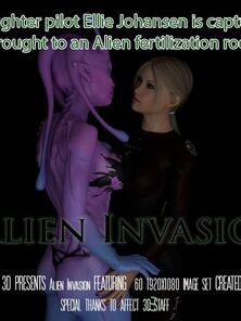Alien Invasion - 3DZen