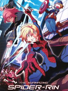 Nyamazing Spider-Rin (Love Abide Spider-Man)