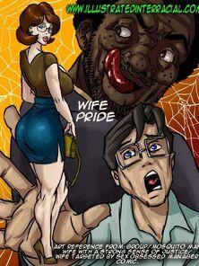 Wife Pride - illustratedinterracial