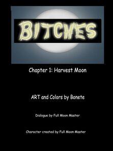 Bonete - Bitches Winnow arise from Satellite
