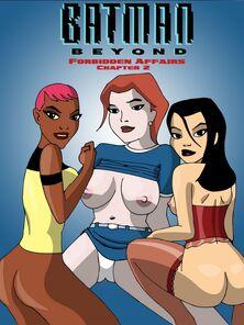 Batman Beyond everything - Prohibited Affairs 2