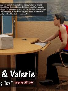 Billy Boy - Teddy added to Valerie