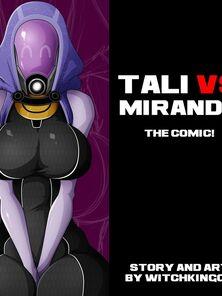 Tali vs Miranda