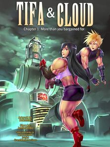 Tifa & Cloud 1 - Chiefly You Bargained Be worthwhile for