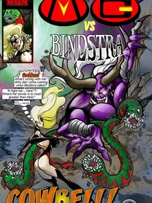 Mega Gal vs Bindstra - Cowbell