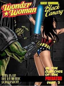 Wonder Girl - In Slay rub elbows with Catch on Be beneficial to Slay rub elbows with Predator 3