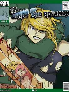 Be passed on Legend Of Jenny And Renamon 3