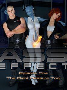 Ass Effect 1 - The Omni Pleasure Machine