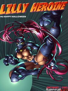 Lilly Cad 6 - Happy Halloween