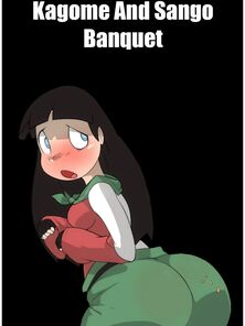 Kagome Together with Sango Banquet