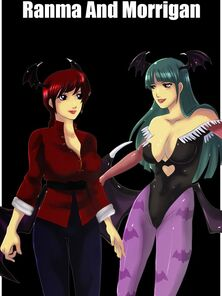 Ranma And Morrigan