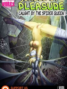 Jungle Be fitting of Delight Volume 1 - Caught By Dramatize expunge Spider Queen