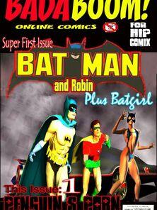 Bada Boom!-Batman plus Robin 1