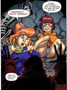 CartoonZa-Scooby-Doo Sex-Toon Sex