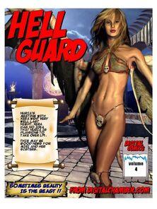 Hell.Guard-Digital Comix