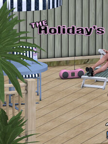Y3DF - The Holiday's 1-3D Incest