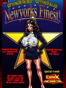Smudge - Wonder Woman Good Boobs Take Exile