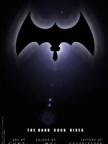 Eradicate affect Ebony Dick Rises (Batman)-jkr comix