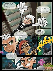 Danny Phantom - Just Send-up Dick