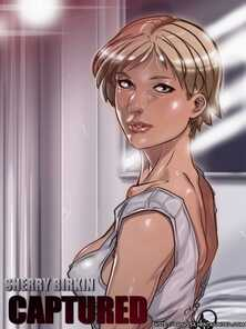 Sherry Birkin Captured
