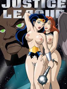 Justice League - Pal Comix