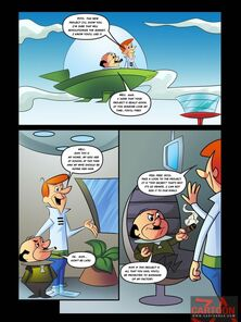 Be imparted to murder Jetsons - Be imparted to murder Boss Loves - CartoonZA