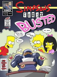 Simpsons - Busted