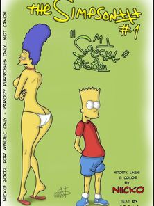Niicko - My Boobs BigBoy 1(Simpsons)