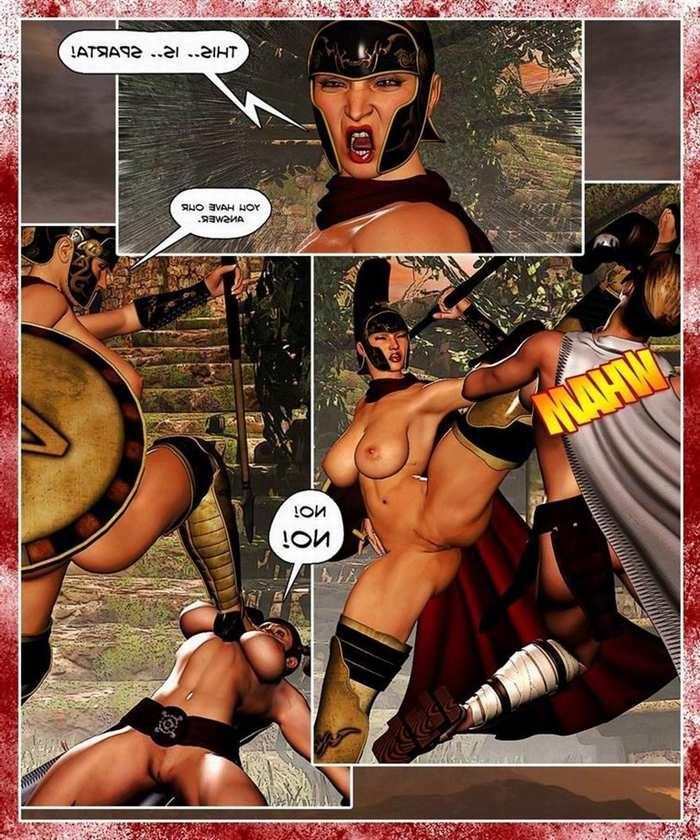 смотреть порно фото про триста спартанцев выбор видеоматериала