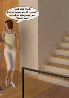 3D Incest - My Mischievous Cissies