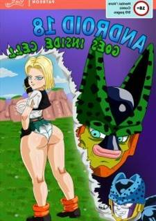 Android 18 Goes Median Chamber (Dragon Ball Z)