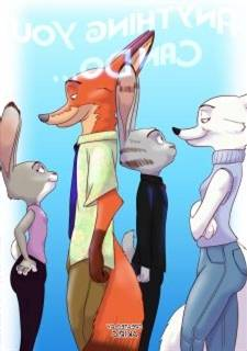 [Akiric] Anything you can gain (Zootopia)