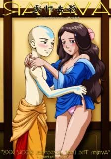 Avatar the Pick up Jizzbender - Book XXX