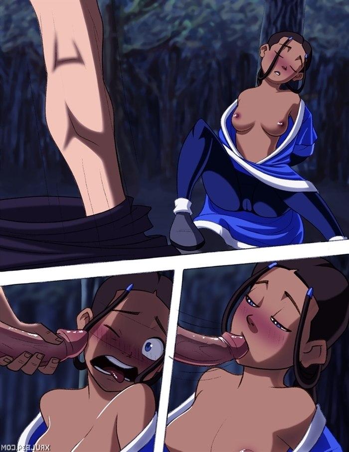 Avatar sex comic — img 2